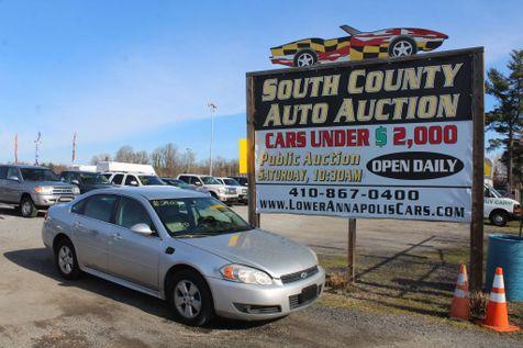 2011 Chevrolet Impala LT Fleet in Harwood, MD