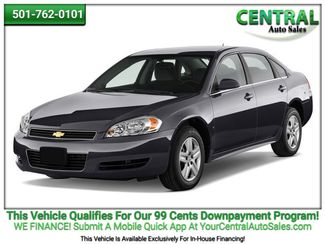 2011 Chevrolet Impala LT Fleet | Hot Springs, AR | Central Auto Sales in Hot Springs AR
