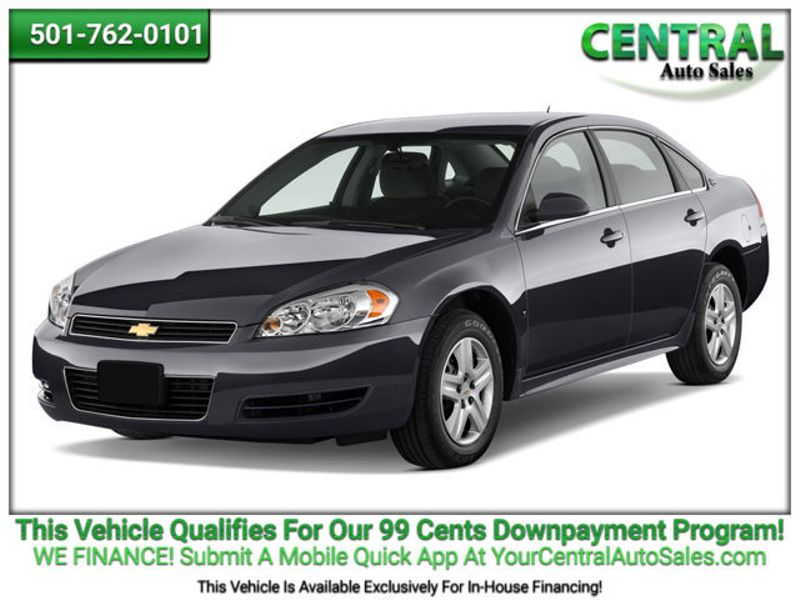 2011 Chevrolet Impala LS Retail | Hot Springs, AR | Central Auto Sales in Hot Springs AR