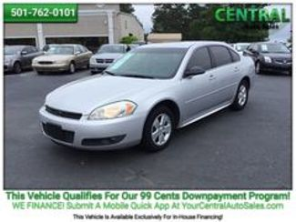 2011 Chevrolet Impala in Hot Springs AR
