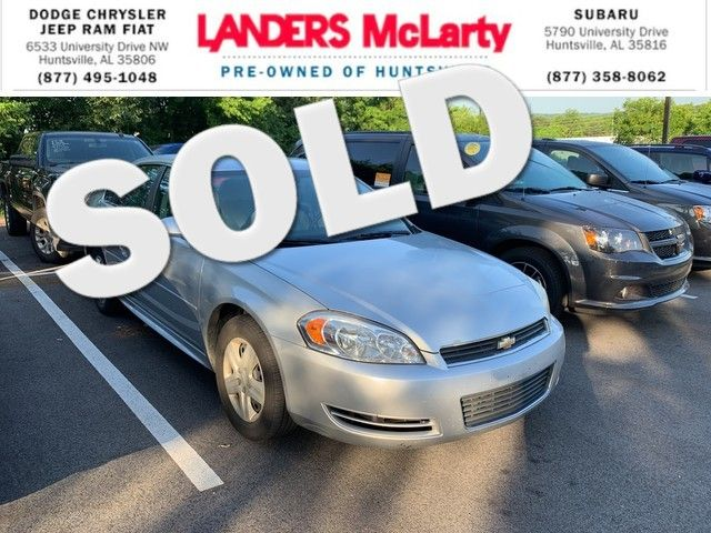 2011 Chevrolet Impala LS Fleet | Huntsville, Alabama | Landers Mclarty DCJ & Subaru in  Alabama