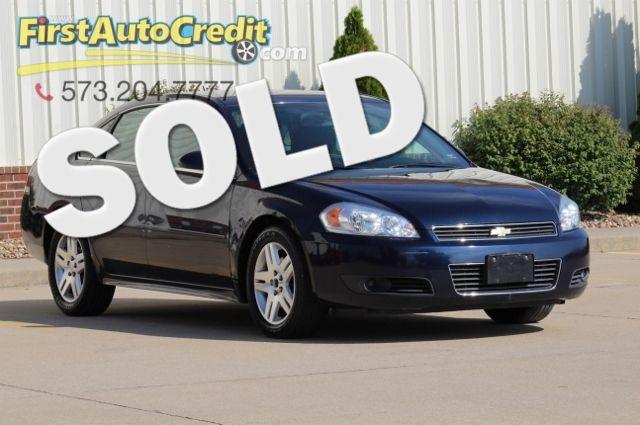 2011 Chevrolet Impala LT Retail in Jackson MO, 63755