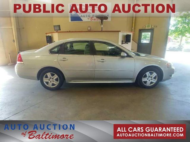 2011 Chevrolet Impala LS Fleet | JOPPA, MD | Auto Auction of Baltimore  in Joppa MD