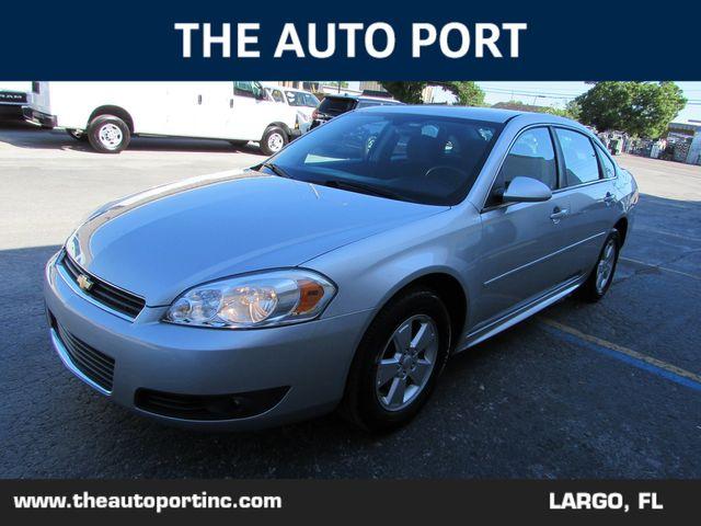 2011 Chevrolet Impala LT Fleet in Largo, Florida 33773