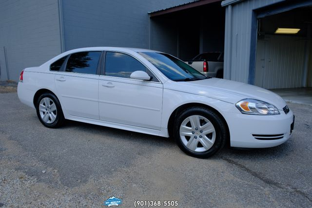 2011 Chevrolet Impala LS Retail in Memphis, Tennessee 38115