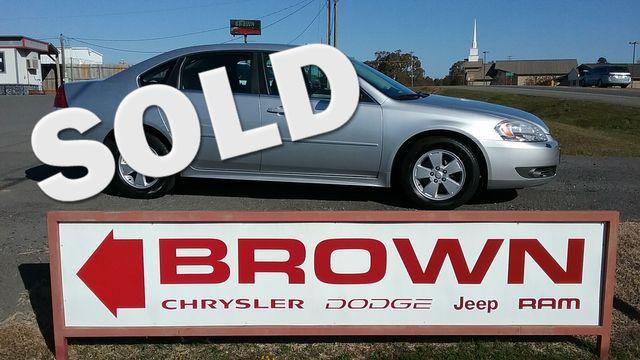 2011 Chevrolet Impala LT Minden, LA