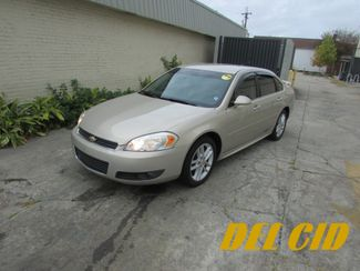 2011 Chevrolet Impala LTZ, Leather! Low Miles! Clean CarFax! in New Orleans Louisiana, 70119