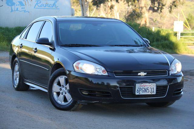 2011 Chevrolet Impala LS Santa Clarita, CA 3