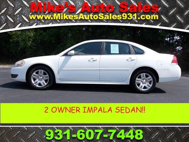 2011 Chevrolet Impala LT Retail Shelbyville, TN