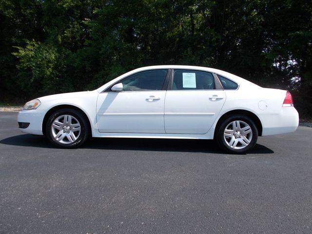 2011 Chevrolet Impala LT Retail Shelbyville, TN 1