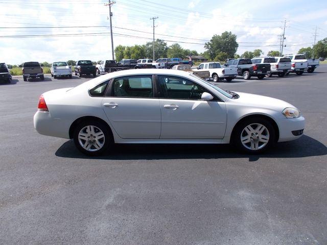 2011 Chevrolet Impala LT Retail Shelbyville, TN 10