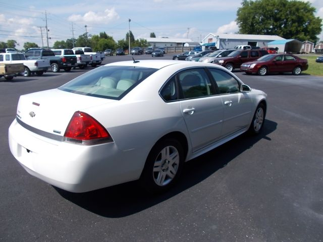 2011 Chevrolet Impala LT Retail Shelbyville, TN 12