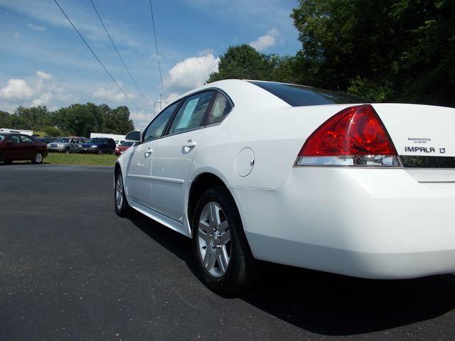 2011 Chevrolet Impala LT Retail Shelbyville, TN 3