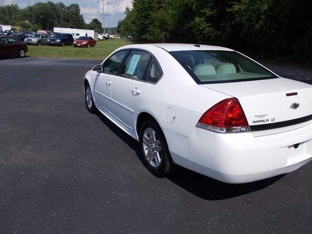 2011 Chevrolet Impala LT Retail Shelbyville, TN 4