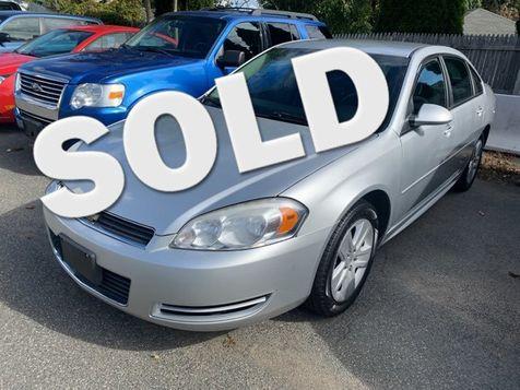 2011 Chevrolet Impala LS Retail in West Springfield, MA