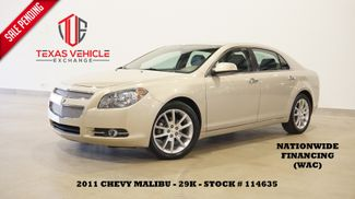 2011 Chevrolet Malibu LTZ REMOTE START,HEATED LEATHER,29K,WE FINANCE in Carrollton, TX 75006