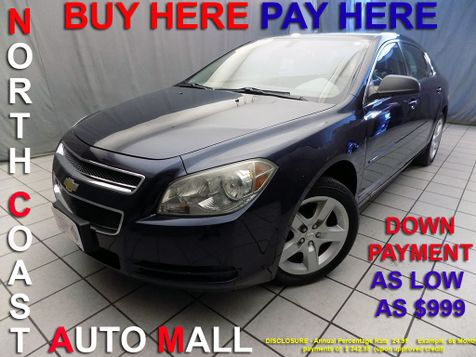 2011 Chevrolet Malibu As low as $999 DOWN in Cleveland, Ohio