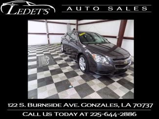 2011 Chevrolet Malibu LS w/1LS - Ledet's Auto Sales Gonzales_state_zip in Gonzales
