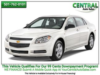 2011 Chevrolet Malibu LT w/1LT | Hot Springs, AR | Central Auto Sales in Hot Springs AR