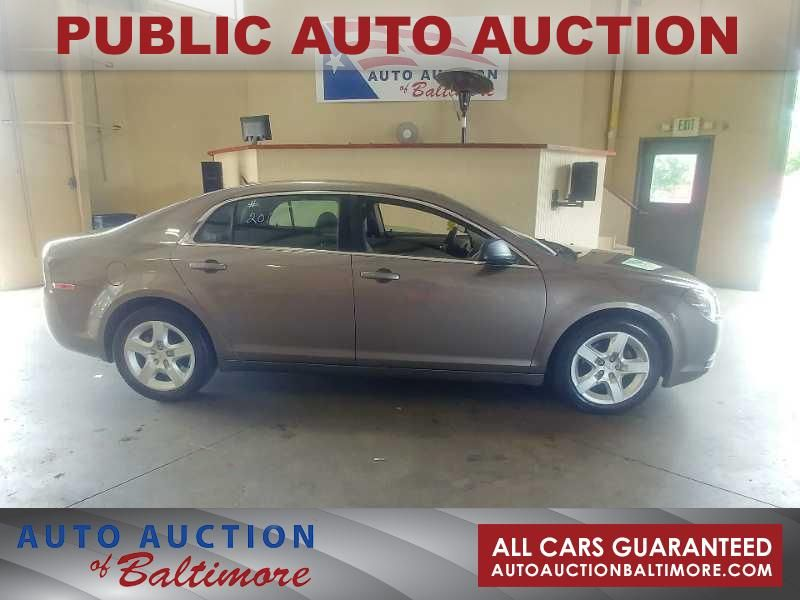 2011 Chevrolet Malibu LS w/1LS | JOPPA, MD | Auto Auction of Baltimore  in JOPPA MD