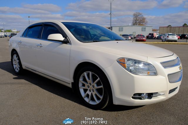 2011 Chevrolet Malibu LTZ Sunroof / CLEAN CARFAX / LEATHER in Memphis Tennessee, 38115