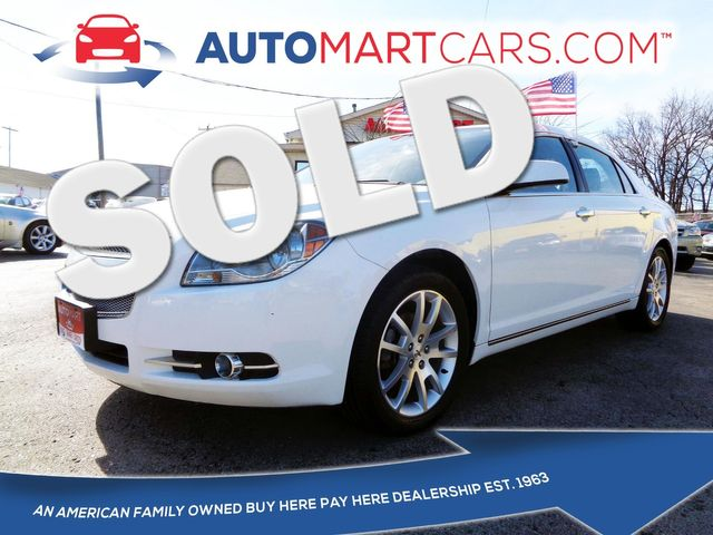 2011 Chevrolet Malibu LTZ | Nashville, Tennessee | Auto Mart Used Cars Inc. in Nashville Tennessee