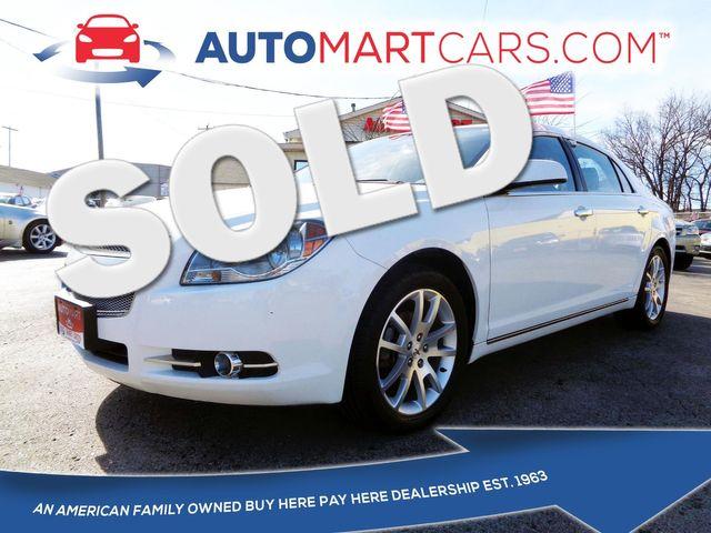 2011 Chevrolet Malibu LTZ   Nashville, Tennessee   Auto Mart Used Cars Inc. in Nashville Tennessee