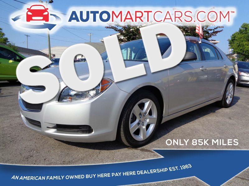 2011 Chevrolet Malibu LS w/1LS | Nashville, Tennessee | Auto Mart Used Cars Inc. in Nashville Tennessee