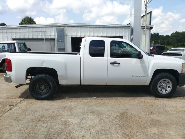 2011 Chevrolet Silverado 1500 4x4 Work Truck Houston, Mississippi 4
