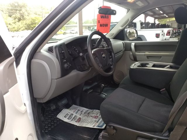 2011 Chevrolet Silverado 1500 4x4 Work Truck Houston, Mississippi 11