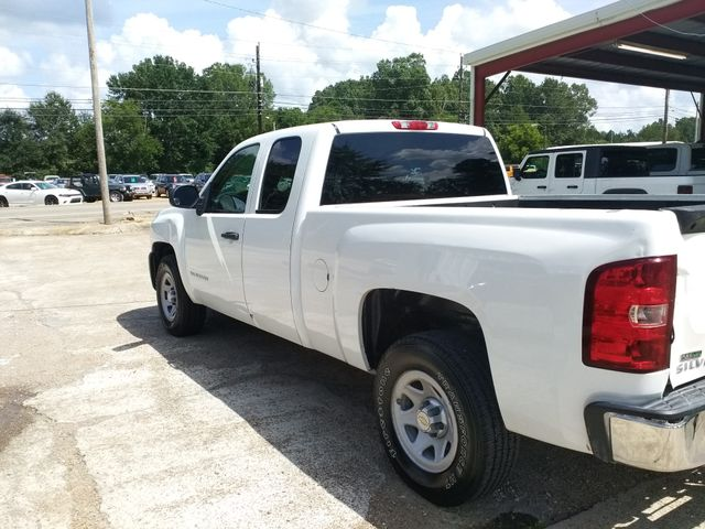 2011 Chevrolet Silverado 1500 4x4 Work Truck Houston, Mississippi 6
