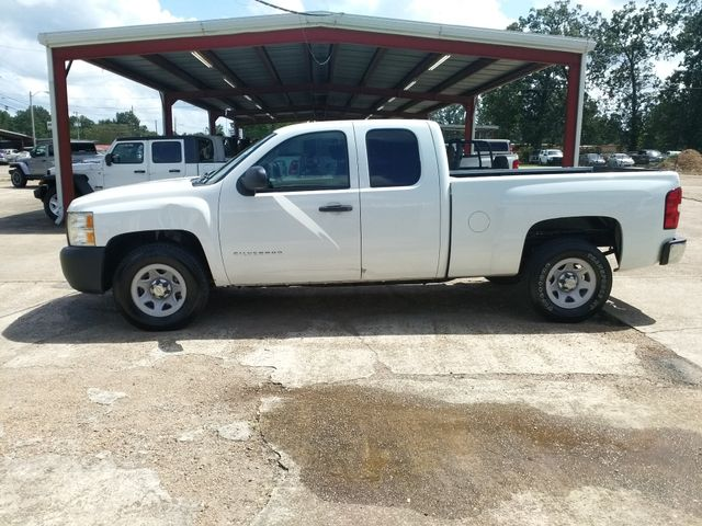 2011 Chevrolet Silverado 1500 4x4 Work Truck Houston, Mississippi 3