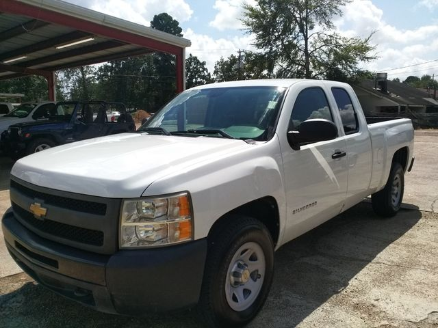 2011 Chevrolet Silverado 1500 4x4 Work Truck Houston, Mississippi 1