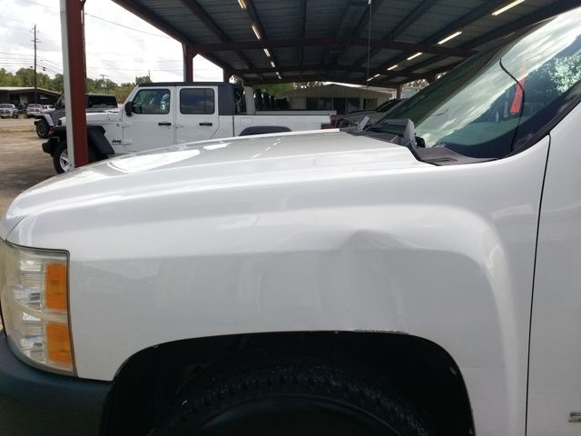 2011 Chevrolet Silverado 1500 4x4 Work Truck Houston, Mississippi 8