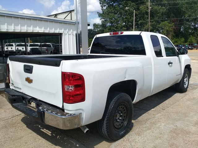 2011 Chevrolet Silverado 1500 4x4 Work Truck Houston, Mississippi 5