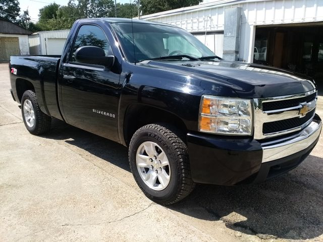 2011 Chevrolet Silverado 1500 4x4 Houston, Mississippi 1