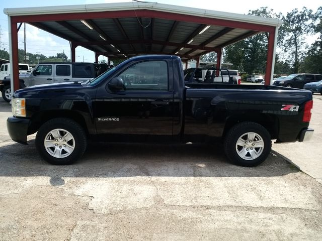 2011 Chevrolet Silverado 1500 4x4 Houston, Mississippi 2