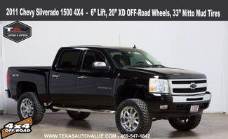 2011 Chevrolet Silverado 1500 LT in Dallas, TX 75001