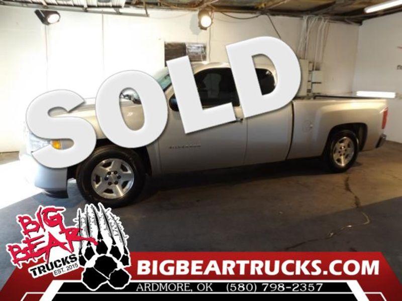 2011 Chevrolet Silverado 1500 W/T   Ardmore, OK   Big Bear Trucks (Ardmore) in Ardmore OK