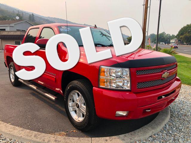 2011 Chevrolet Silverado 1500 LT Z-71 | Ashland, OR | Ashland Motor Company in Ashland OR