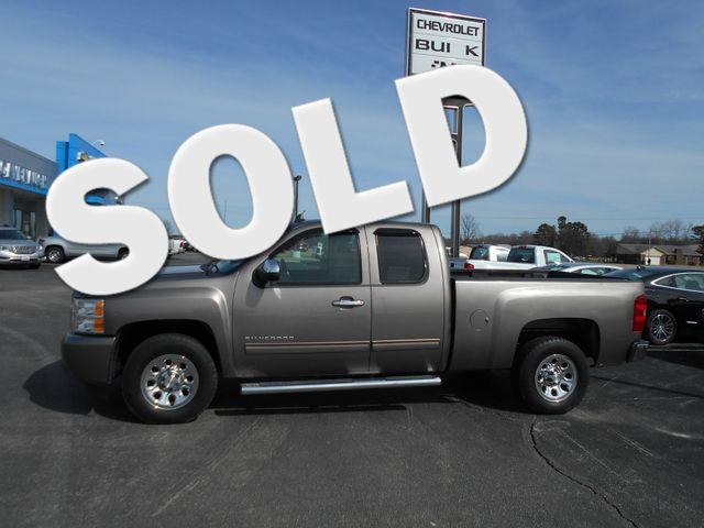 2011 Chevrolet Silverado 1500 LT Black Rock, AR