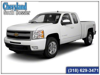 2011 Chevrolet Silverado 1500 LT in Bossier City LA, 71112