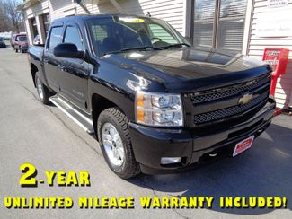 2011 Chevrolet Silverado 1500 LTZ in Brockport, NY 14420