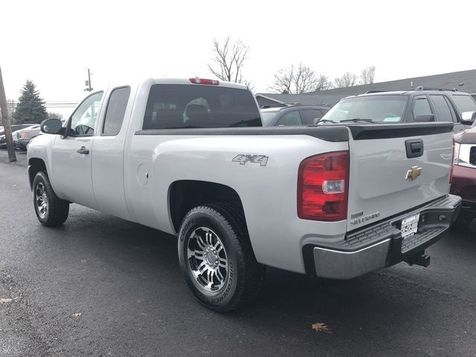 2011 Chevrolet Silverado 1500 LT 4x4 V8 Extended Cab We Finance | Canton, Ohio | Ohio Auto Warehouse LLC in Canton, Ohio