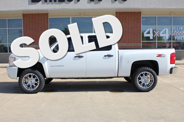 2011 Chevrolet Silverado 1500 LT Z71 CREW CAB 4WD Conway, Arkansas