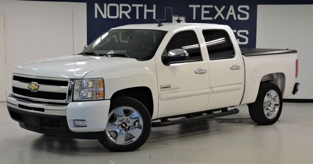 2011 Chevrolet Silverado 1500 LT Texas Ed. One Owner in Dallas, TX 75247