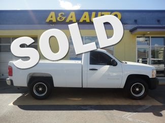 2011 Chevrolet Silverado 1500 Work Truck in Englewood, CO 80110