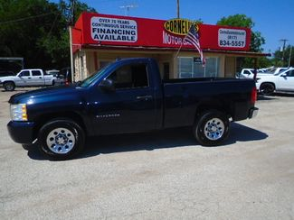 2011 Chevrolet Silverado 1500 Work Truck | Fort Worth, TX | Cornelius Motor Sales in Fort Worth TX
