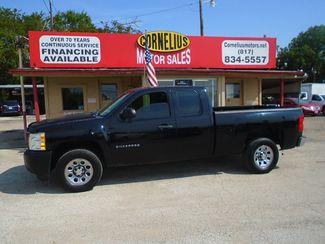 2011 Chevrolet Silverado 1500 Work Truck   Fort Worth, TX   Cornelius Motor Sales in Fort Worth TX