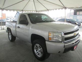 2011 Chevrolet Silverado 1500 Work Truck Gardena, California 3